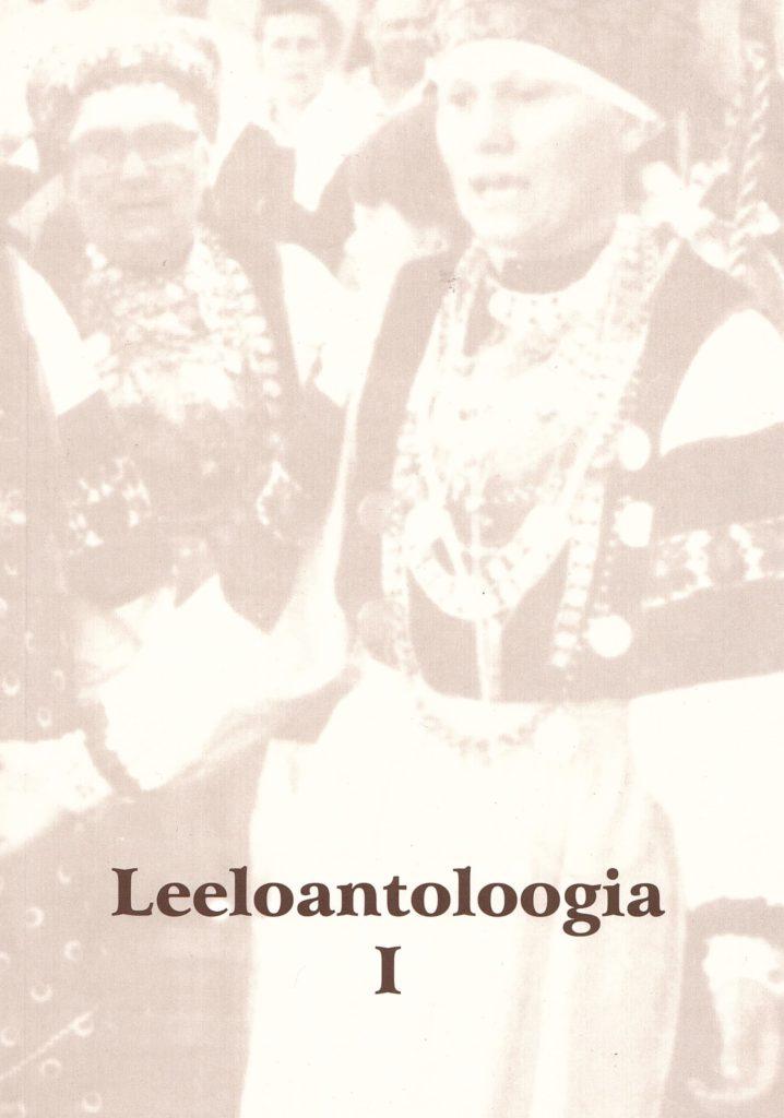 Leeloantoloogia I