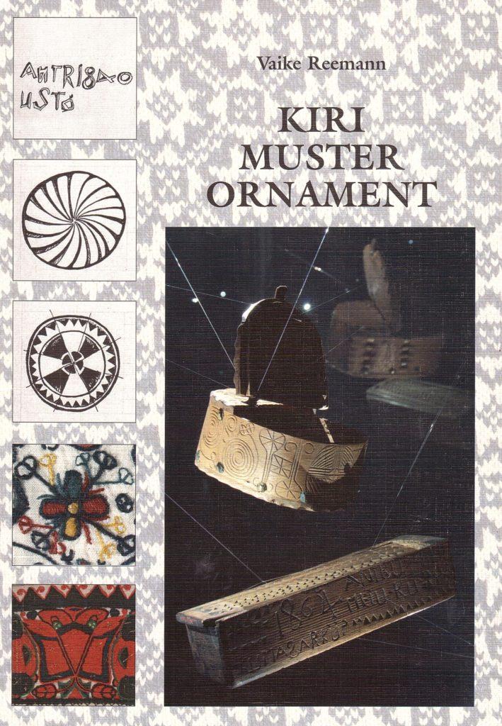 Kiri, muster, ornament