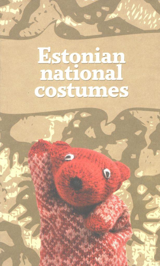 Estonian national costumes